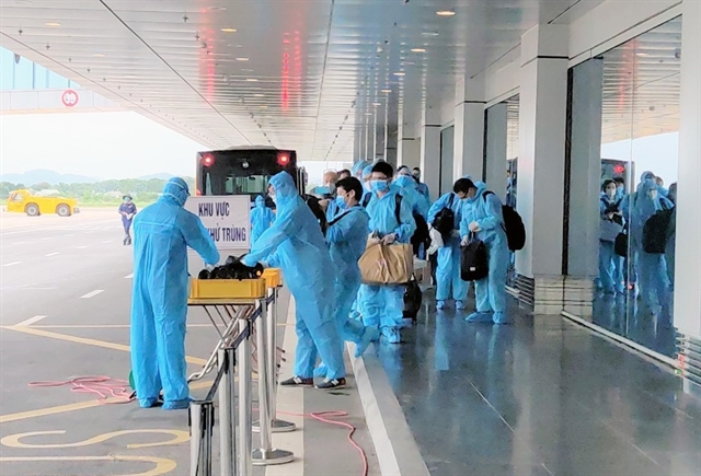 Foreign arrivals to Việt Nam down 66 per cent in eight months