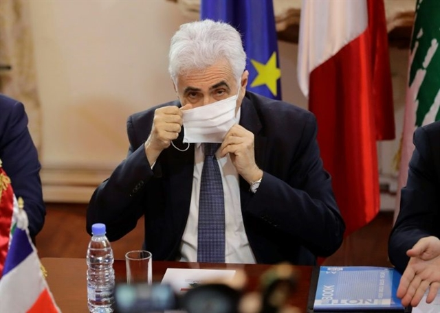 Lebanon foreign minister resigns in protest at crisis management
