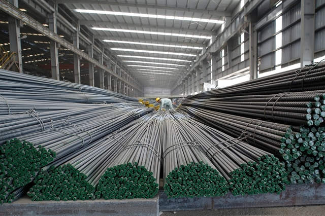 Hòa Phát steel sales surge in July