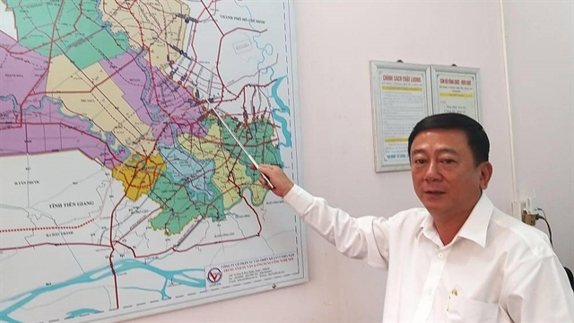 New roads to be built between HCM City Long An Province