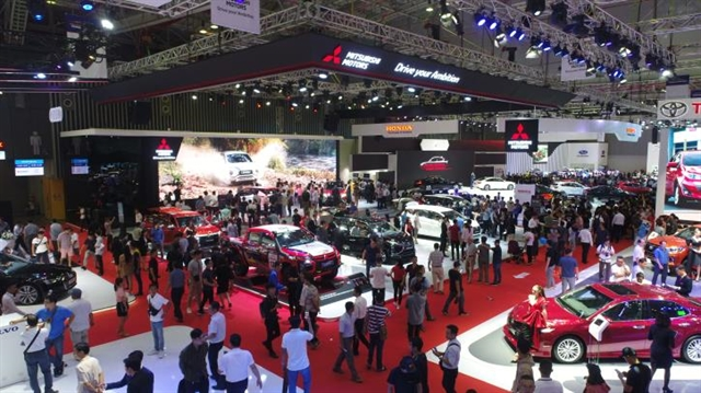 Việt Nam Motor Show cancelled due to COVID-19