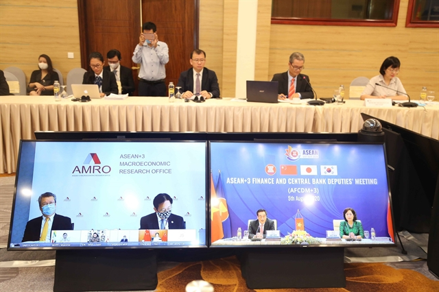 ASEAN3 senior finance officials review financial co-operation initiatives
