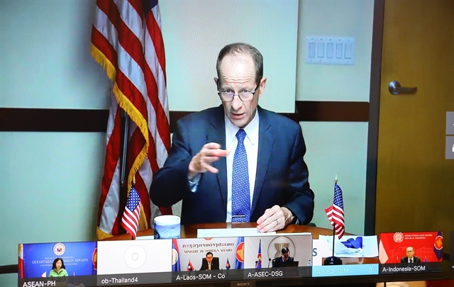 ASEAN US to strengthen capacity in response to new waves of COVID-19