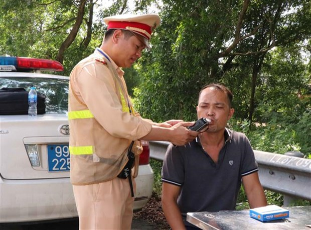 Traffic police launch nationwide crackdown