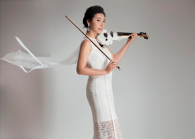 S Korean violist releases music video featuring Việt Nams scenery