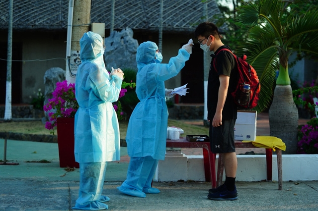 Eight hotels in HCM City serve as paid quarantine zones