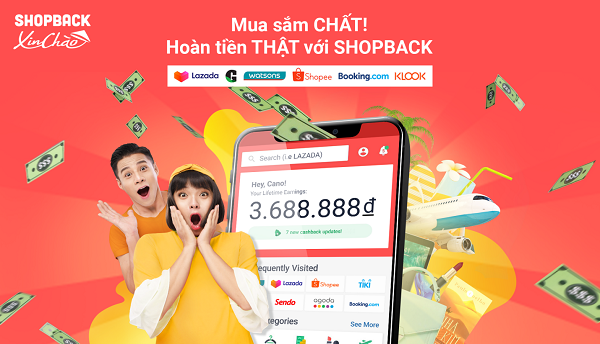 ShopBack launches officially in Việt Nam