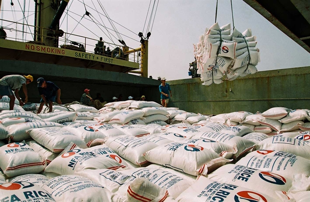 Việt Nam exports nearly 4m tonnes of rice in seven months