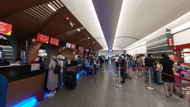 Vietnamese citizens repatriated from Singapore and Taiwan