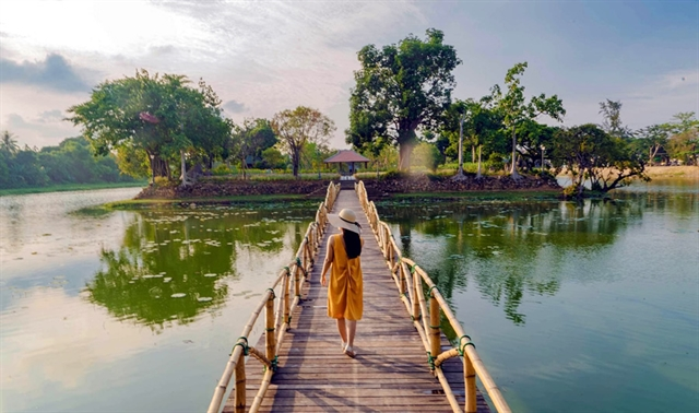 Tịnh Tâm Lake reopened to visitors