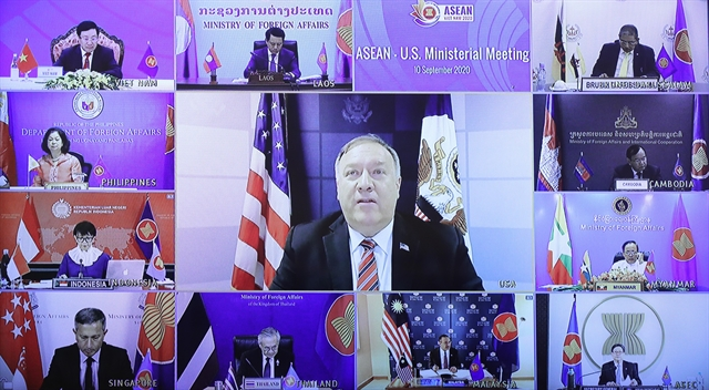US highlights cooperation programmes with ASEAN countries