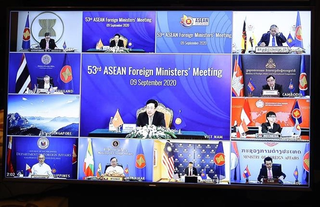 Joint Communiqué of the 53rd ASEAN Foreign Ministers Meeting