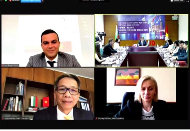 Vietnamese Bulgarian firms enhance trade ties