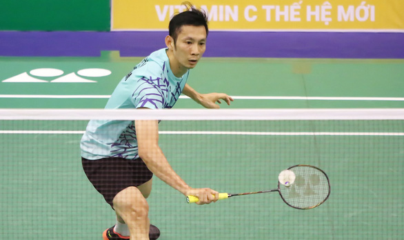 Minh 50th in world badminton rankings