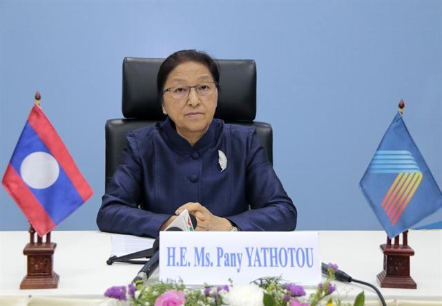 ASEAN parliaments hail Việt Nams AIPA Presidency