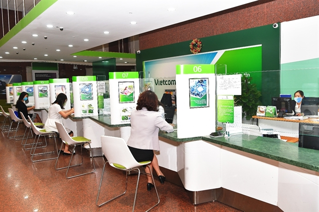 Bank service revenue to grow next year