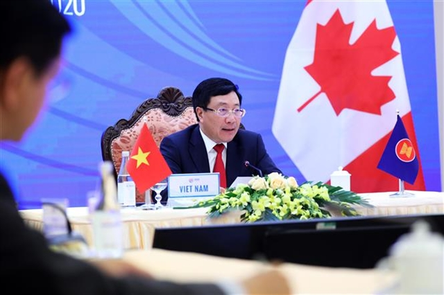 Canadian experts highly value Việt Nam as ASEAN Chair