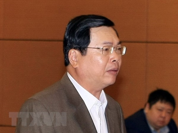 Former minister of industry and trade prosecuted for causing huge loss