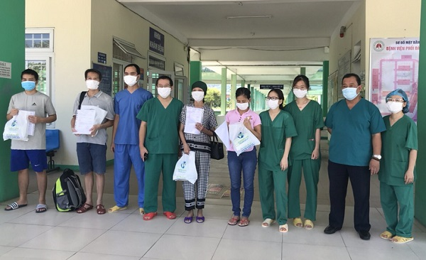 No new cases reported on Tuesday VN goes 13 straight days without community infection
