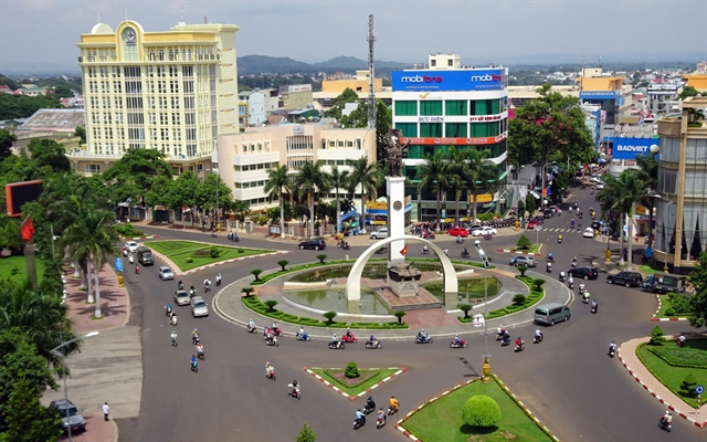 Đắk Lắk seeks to become investment magnet