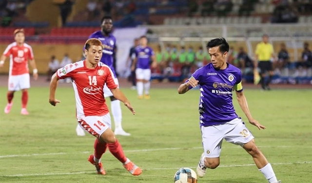 National Cup final to be Ha Noi derby