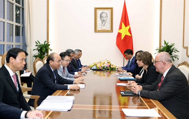 Việt Nam facilitates investment of EU firms: PM