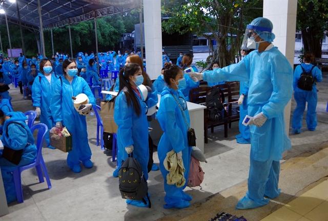 Việt Nam Starts Charging Quarantine Fees Society Vietnam News Politics Business Economy Society Life Sports Vietnam News