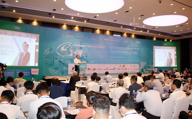 Việt Nam strives towards building digital government