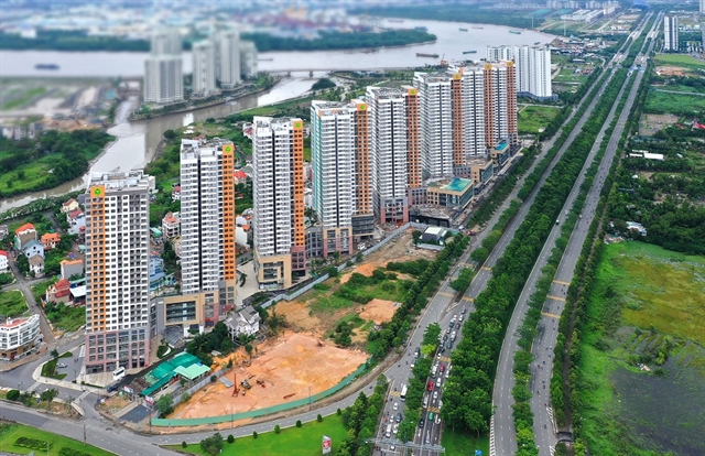 Real estate booms in HCM Citys east as innovation city takes shape