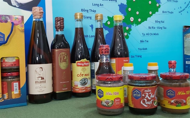 Traditional fish sauce exporters should focus on packaging differentiation from industrial version: experts