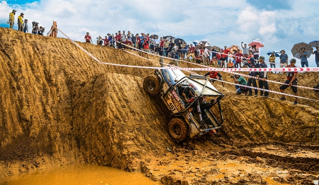 Việt Nam Off-road PVOIL Cup 2020 to start in Hà Nội