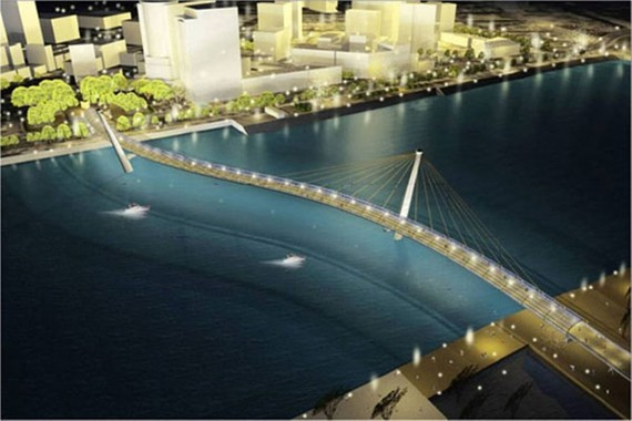 Design for six-lane Thủ Thiêm 4 Bridge up for approval