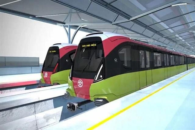 Hà Nội proposes investing 2.9b in Văn Cao-Hoà Lạc urban metro line