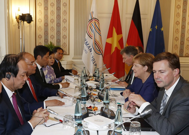 Việt Nam and Germany enjoy fruitful co-operation for 45 years