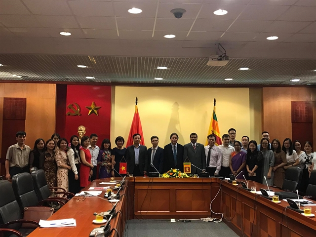 Việt Nam Sri Lanka promote friendly relations cooperation