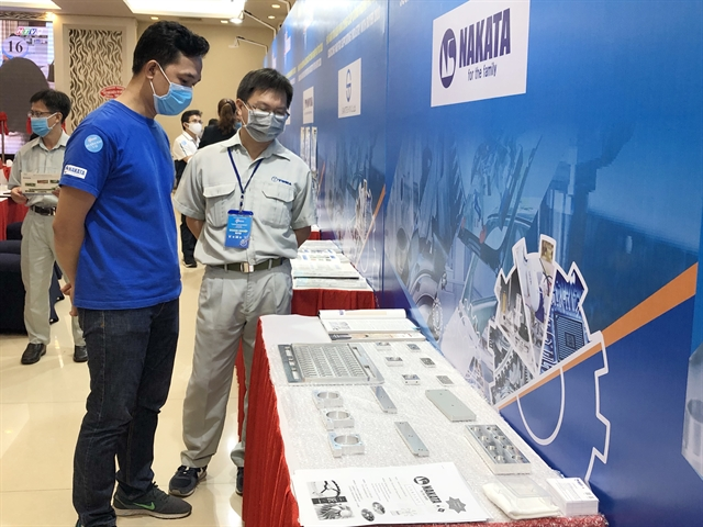 Multinational companies keen to sign up VN parts suppliers