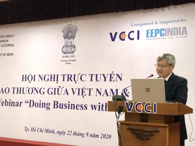 India VN eye closer collaboration in engineering sector trade investment