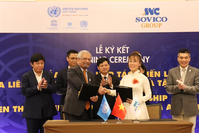 Deal signed to support Hà Nộis cultural heritage and development