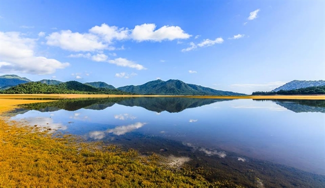 Núi Một Lake a perfect getaway destination