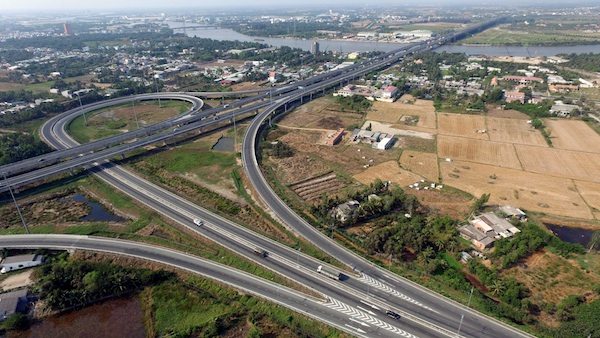 Construction on expressway component projects slated for September 30