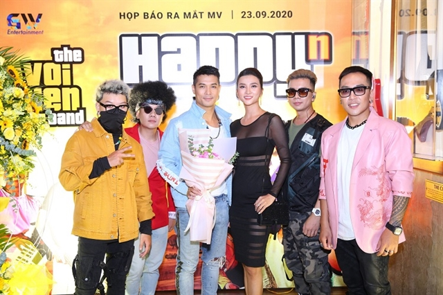 GW Entertainment invests in Voi Biển band