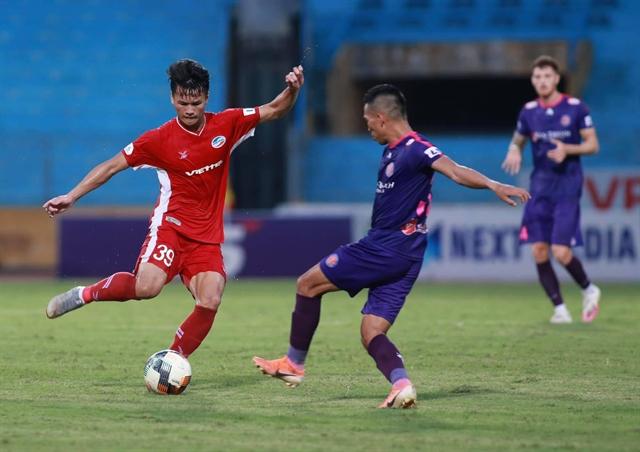 Viettel beat league leaders Sài Gòn FC
