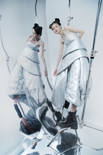 Fashion students present graduation collection inspired by utopia