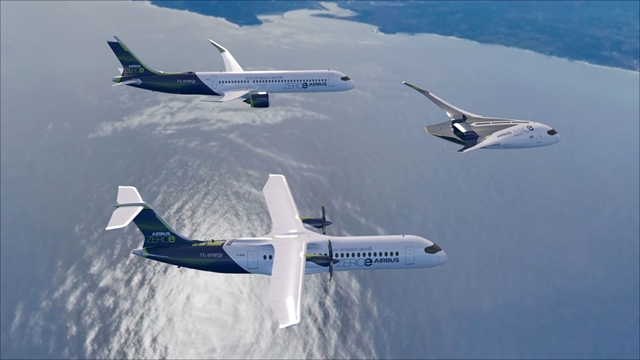 The worlds first zero-emission aircraft to enter service by 2035: Airbus says