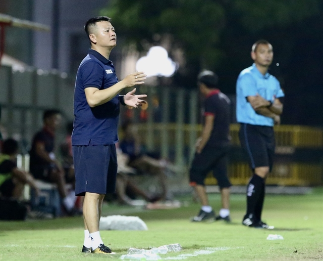 Match-fixer Quyến finds redemption in youth coaching