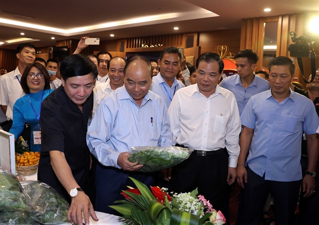 Prime Minister hails agricultural production success