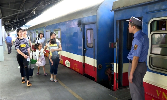 Sài Gòn Railways to sell Tết tickets for groups in October