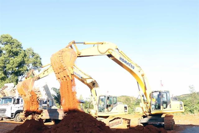 Construction begins on fruit processing complex in Sơn La