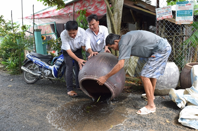 Mekong Delta takes preventive measures to prevent dengue fever outbreaks