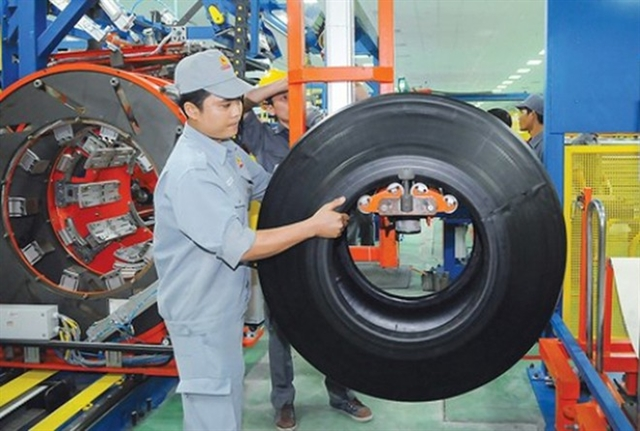 Việt Nam Rubber Group to expand tyre production via MA